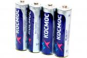Батарейка KOСМОС  R6 SR-4 (Цена за блистер 4 шт )/15*