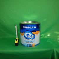 Эмаль Ж/Коричневая 2,7 кг /6 шт ПФ-266  FORMULA Q8