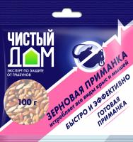 Отрава ЧД зерно 50гр /100*