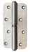 Петля 130 левая цинк Кунгур