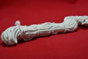 Веревка х/б 16м*4 мм