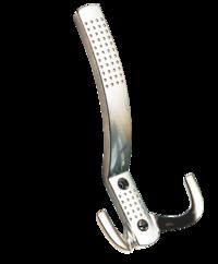 Крючок вешалка №11 белые