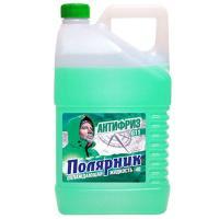 Антифриз Полярник зеленый  5 кг/4 шт
