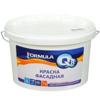 Краска  ВД фасадная  1,5кг   FORMULA Q8