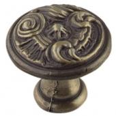 Ручка кнопка мебельная 14,129,33 736S бронза 303027