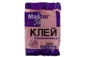 Клей д/обоев Мастер Флизелиновый 200гр*24