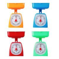 Весы кухонные механ.  с пластиковой чашей 800 мл до 5 кг