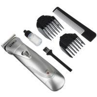 5Машинка для стрижки волос 3 Вт, регулируемая насадка, 8 уровней 489042