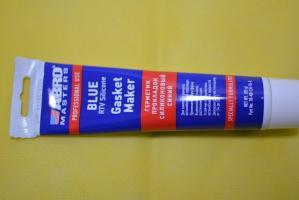 Герметик прокладка ABRO 85гр  синий
