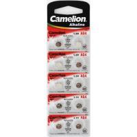 Батарейка табл. для часов Camelion №4*10 шт