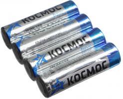 Батарейка Коcмос R-6 алкалиновые/2х10 бл цена за штуку