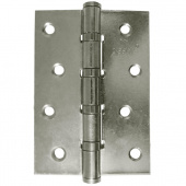 Петля 100х70х2 б/к блестящий никель  ASSOL 201114
