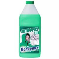 Антифриз Полярник зеленый 1 кг/15 шт