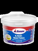 Мастика д/ потолка Диола Д-45 1,5 кг ведро/12 шт
