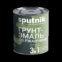 Эмаль ГРУНТ Зеленая  по ржавчине 0,8 кг