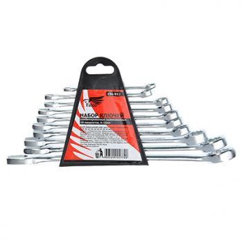 Набор ключей Фалко  10 пр (6-22мм) 736012