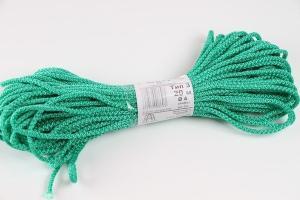 Шнур хоз. 4мм 20м  цветной