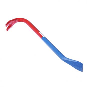 Гвоздодер с синекрасной ручкой 43см 668705
