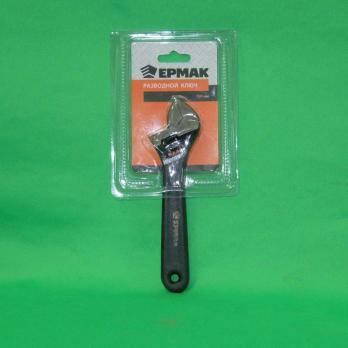 Ключ разводной Ермак 150мм 655001
