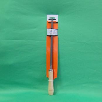 Напильник с дерев. ручкой квадр. 250мм