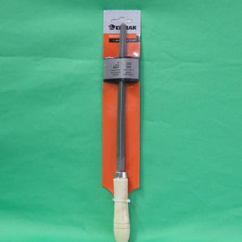 Напильник с дерев. ручкой трехгр. 200мм645008