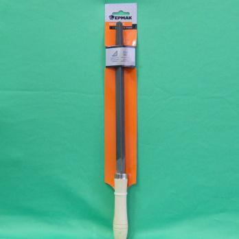Напильник с дерев. ручкой трехгр. 250мм 645009