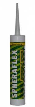 Герметик прозрачный  силиконовый /24* SPHERAFLEX