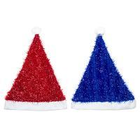 Колпак Деда Мороза 2 цвета, арт 11009     388044