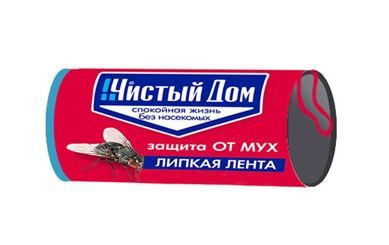 Мухолов ЧД