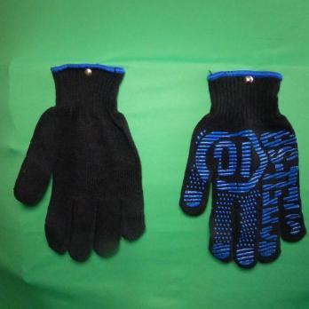 Перчатки х/б Спец 17(10)размер черные