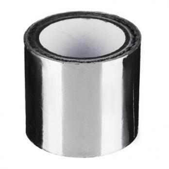 Лента хоз. алюминевая 48 ммх5 м, плотность 55мкр 472030