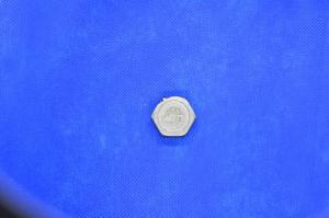 Заглушка 1/2 М латунь